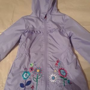 Girls toddler wind breaker